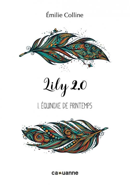 Couverture Lily 2.0, tome 1 : Equinoxe de Printemps