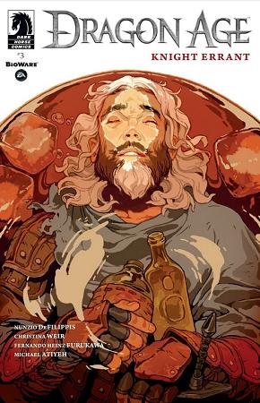 Couverture Dragon Age: Knight Errant, book 3
