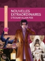 Couverture Nouvelles extraordinaires d'Edgar Allan Poe Editions Nobi nobi ! (Les classiques en manga) 2019
