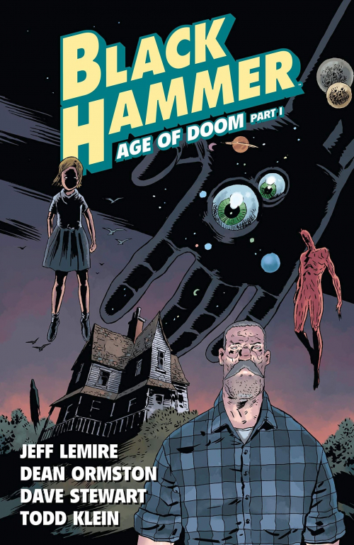 Couverture Black Hammer, tome 3