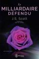 Couverture Les Sinclair, tome 2 : Un milliardaire défendu Editions Montlake (Romance) 2019
