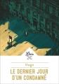 Couverture Le Dernier Jour d'un condamné Editions Librio (Littérature) 2018