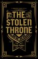 Couverture Dragon Age, tome 1 : Le Trône volé Editions Dark Horse 2018