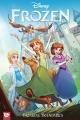 Couverture Frozen: Breaking Boundaries Editions Dark Horse 2019