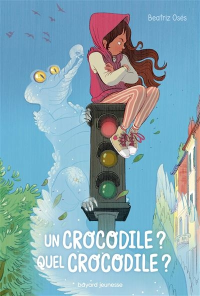 Couverture Un crocodile ? Quel crocodile ?