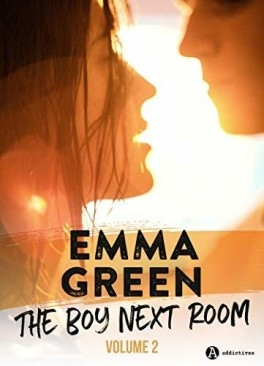 Couverture The boy next room,  tome 2