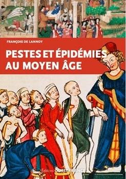 Couverture Peste et épidémie au Moyen Age