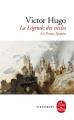 Couverture La légende des siècles : Les petites épopées Editions Le Livre de Poche (Classiques) 2000