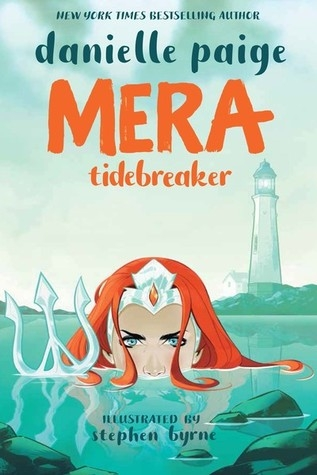 Couverture Mera: Tidebreaker