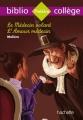 Couverture L'amour médecin Editions Hachette (Education) 2015