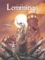 Couverture Lemmings, tome 2 : Les gemmes bleues Editions Kennes 2018