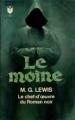 Couverture Le moine Editions Marabout (Géant) 1967