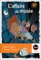 Couverture L'Affaire du musée Editions Magnard (Tipik cadet) 2004