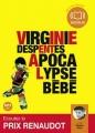 Couverture Apocalypse bébé Editions Audiolib 2010