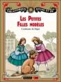 Couverture Les petites filles modèles Editions Nathan (Bibliothèque Rouge et or) 2005