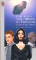 Couverture Le cycle des robots, tome 6 : Les robots et l'empire Editions J'ai Lu (Science-fiction) 2001