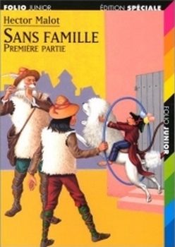 Couverture Sans famille (2 tomes), tome 1