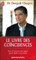 Couverture Le livre des coïncidences Editions J'ai Lu (Aventure secrète) 2009