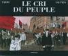 Couverture Le cri du peuple, tome 2 : L'espoir assassiné Editions Casterman 2002