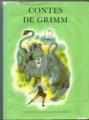 Couverture Contes  Editions Gründ 1963