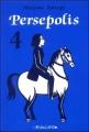 Couverture Persepolis, tome 4 Editions L'Association (Ciboulette) 2003