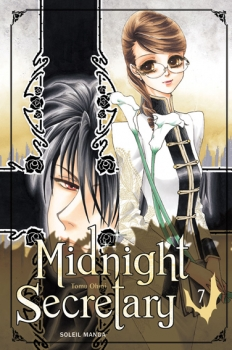 Couverture Midnight Secretary, tome 7