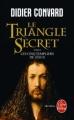 Couverture Le Triangle secret (Roman), tome 2 : Les Cinq Templiers de Jésus Editions Le Livre de Poche (Thriller) 2010