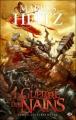 Couverture La Guerre des Nains, tome 2 : Les Êtres de feu Editions Milady 2009