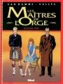 Couverture Les Maîtres de l'Orge, tome 5 : Julienne, 1950 Editions Glénat (Grafica) 1998