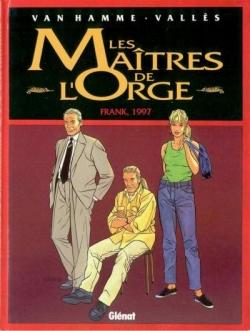 Couverture Les Maîtres de l'Orge, tome 7 : Frank, 1997