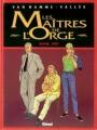 Couverture Les Maîtres de l'Orge, tome 7 : Frank, 1997 Editions Glénat (Grafica) 1998
