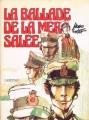 Couverture Corto Maltese, tome 01 : La ballade de la mer salée Editions Casterman 1975