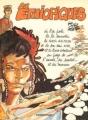 Couverture Corto Maltese, tome 05 : Les éthiopiques Editions Casterman 1978