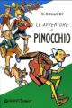 Couverture Les aventures de Pinocchio  Editions Giunti (Junior) 1998