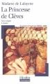 Couverture La princesse de Clèves Editions Folio  (Plus classiques) 2001
