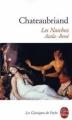 Couverture Les Natchez, Atala, René Editions Le Livre de Poche (Les Classiques de Poche) 1989