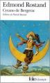 Couverture Cyrano de Bergerac Editions Folio  (Classique) 2000