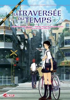 Couverture La Traversée du temps (manga)