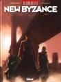 Couverture Uchronie(s) - New Byzance, tome 3 : Réalités Editions Glénat (Grafica) 2010