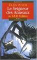 Couverture Clés pour le Seigneur des Anneaux de J.R.R. Tolkien Editions Pocket 2002