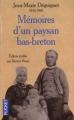 Couverture Mémoires d'un paysan Bas-breton Editions Pocket 1998