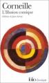 Couverture L'illusion comique Editions Folio  (Classique) 2000