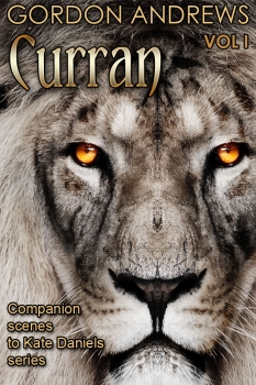 Couverture Curran, book 1
