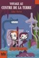 Couverture Voyage au centre de la terre Editions Folio  (Junior) 2008