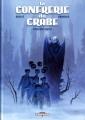 Couverture La confrérie du crabe, tome 1 Editions Delcourt 2007
