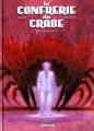 Couverture La confrérie du crabe, tome 3 Editions Delcourt 2010