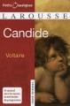 Couverture Candide / Candide ou l'Optimisme Editions Larousse (Petits classiques) 2007