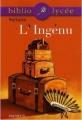 Couverture L'ingénu  Editions Hachette (Biblio lycée) 2006