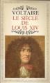 Couverture Le siècle de Louis XIV, tome 1 Editions Garnier Flammarion 1966