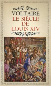 Couverture Le siècle de Louis XIV, tome 2
